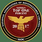 Top One Percent 2017